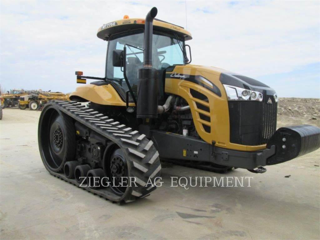 Challenger MT775E、農業用トラクタ、農業