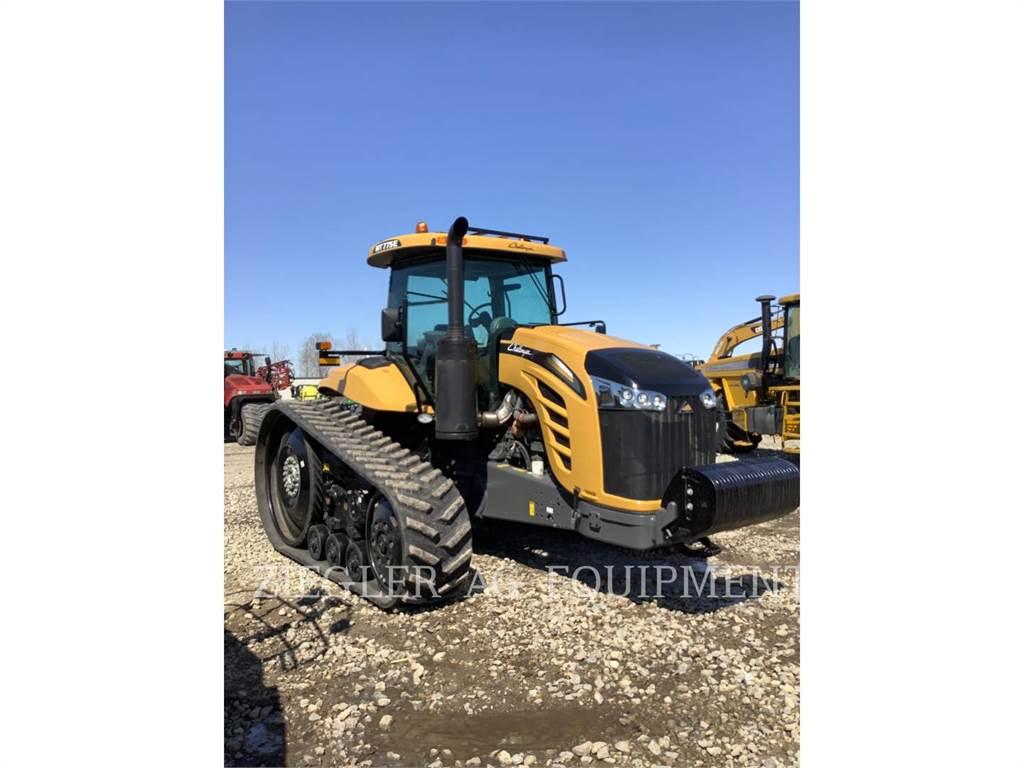 Challenger MT775E, tractors, Agriculture