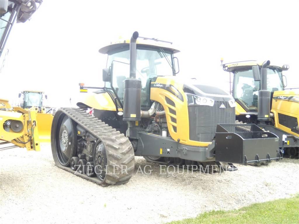 Challenger MT775E, tractores agrícolas, Agricultura