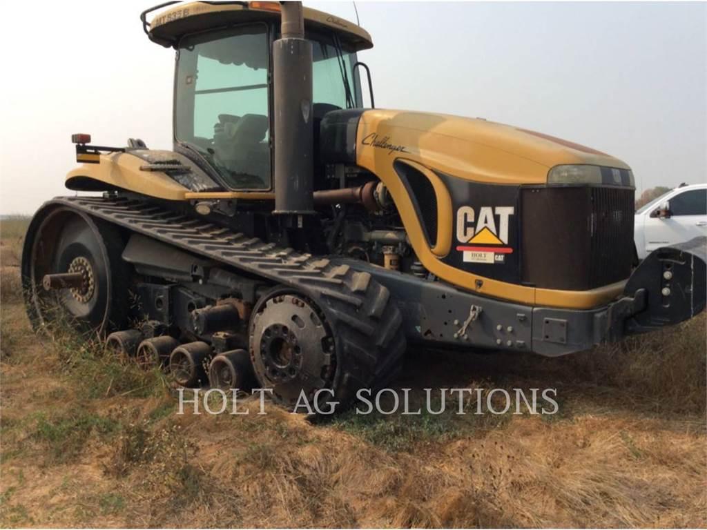 Challenger MT835B, ciągniki rolnicze, Maszyny rolnicze