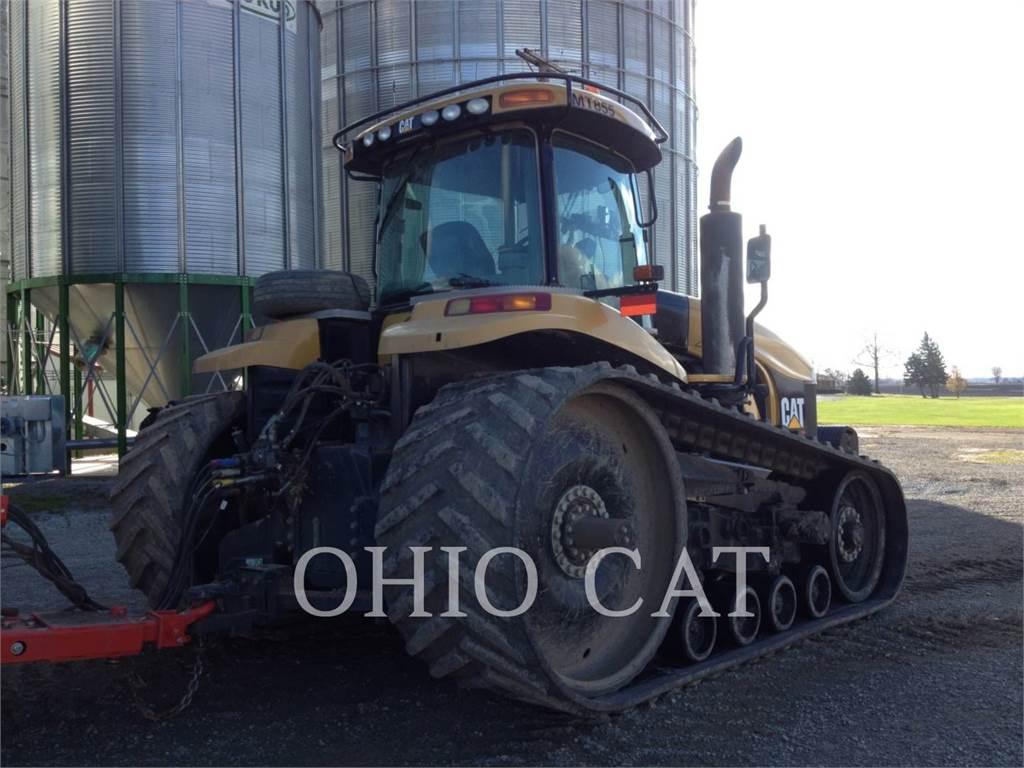 Challenger MT855, trattori agricoli, Agricoltura