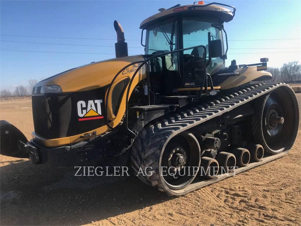 Challenger MT855B、拖拉机/农用车、农业机械