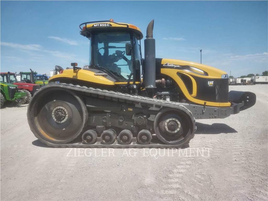Challenger MT855C, ciągniki rolnicze, Maszyny rolnicze