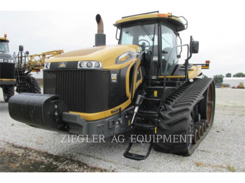 Challenger MT855C、農業用トラクタ、農業