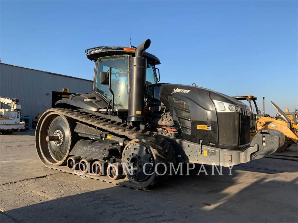 Challenger MT855E、農業用トラクタ、農業