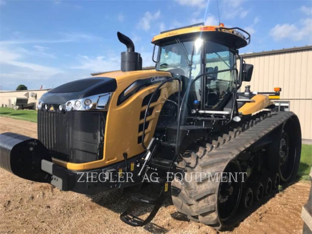 Challenger MT855E, agrarische tractoren, Landbouwmachines