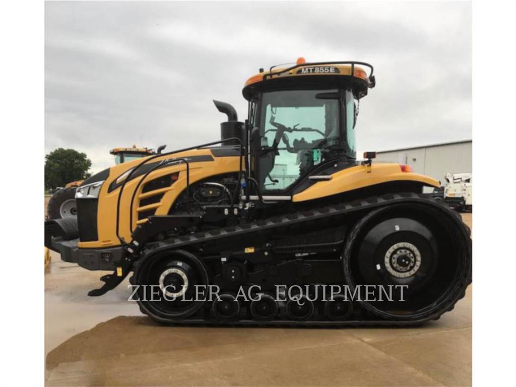 Challenger MT855E, tractors, Agriculture