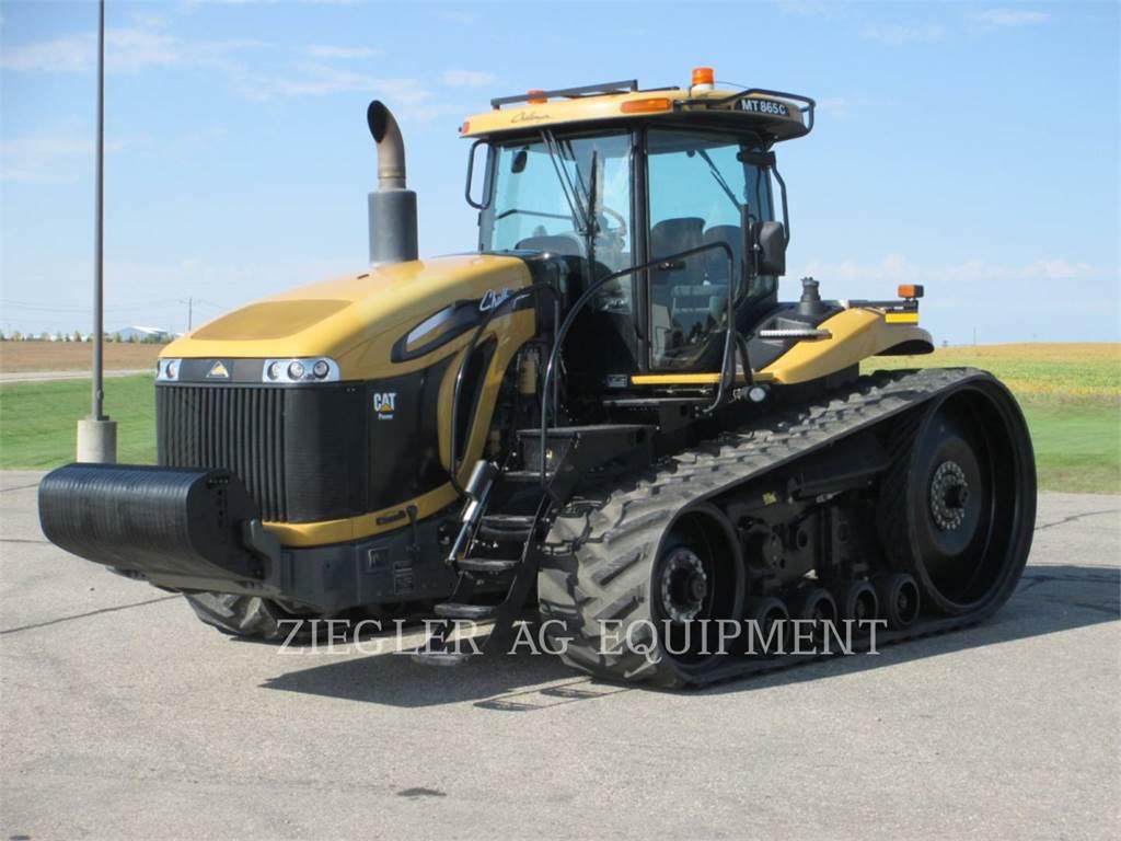 Challenger MT865C, tractoare agricole, Agricultură