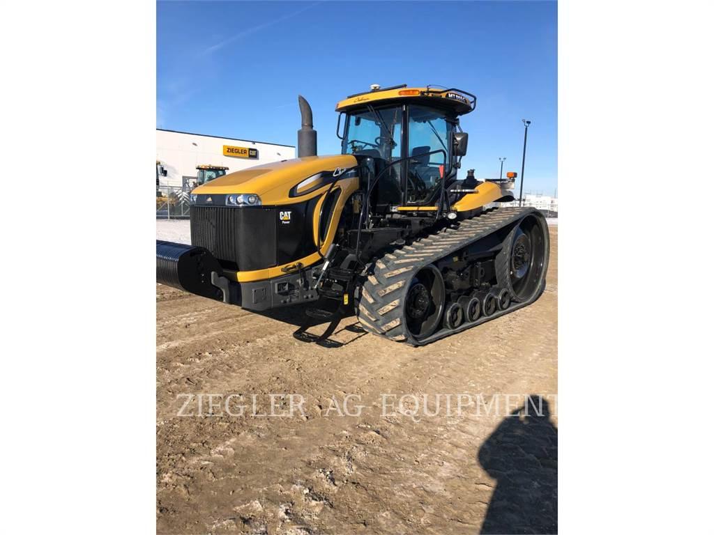 Challenger MT865C, tractores agrícolas, Agricultura