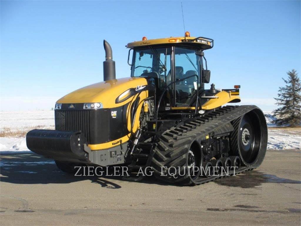 Challenger MT865C, tractors, Agriculture