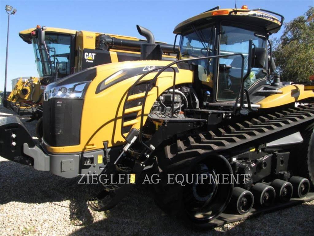 Challenger MT865E, tracteurs agricoles, Agricole