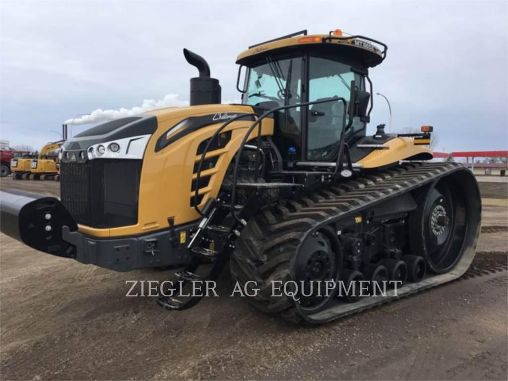 Challenger MT865E, tractors, Agriculture
