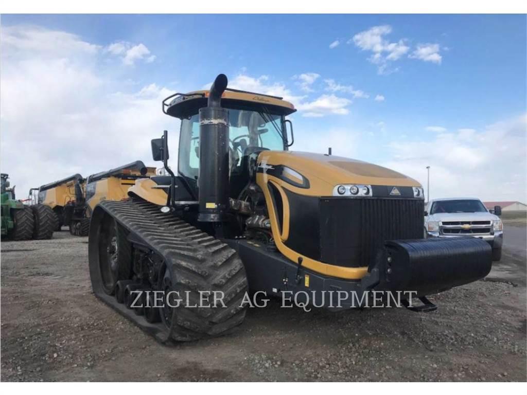 Challenger MT865E, agrarische tractoren, Landbouwmachines