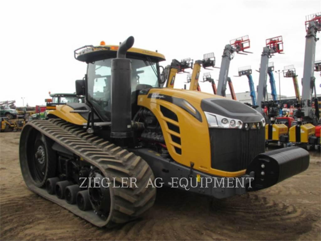 Challenger MT875E, tractors, Agriculture