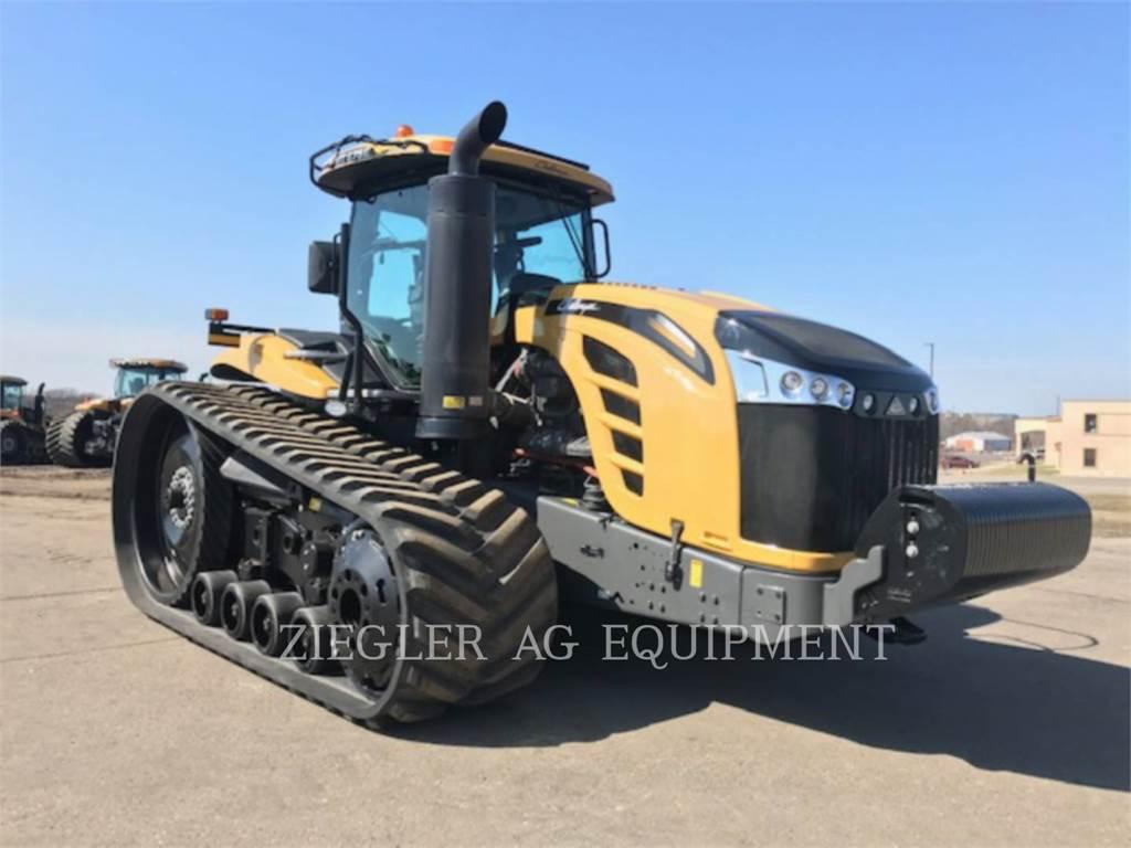 Challenger MT875E, agrarische tractoren, Landbouwmachines