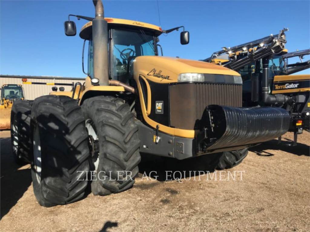 Challenger MT955B, landwirtschaftstraktoren, Landmaschinen
