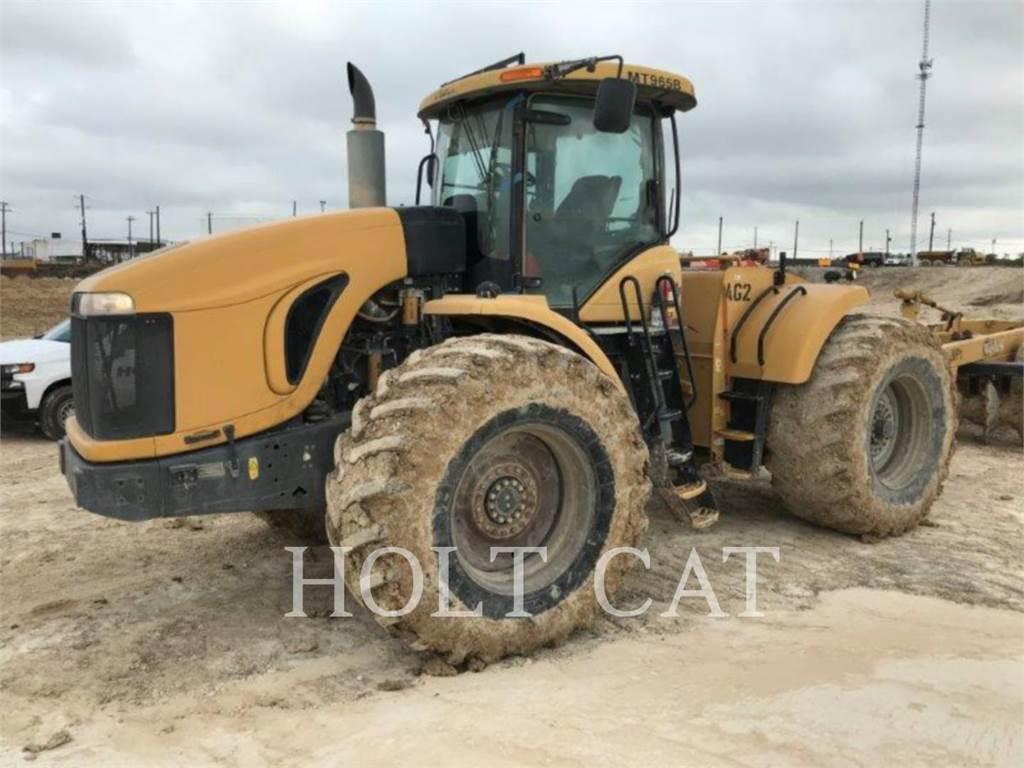Challenger MT965B, trattori agricoli, Agricoltura