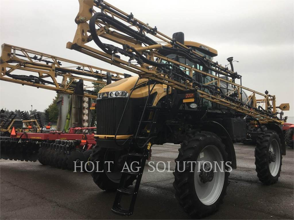 Challenger RG700B, Self-propelled sprayers, Agriculture