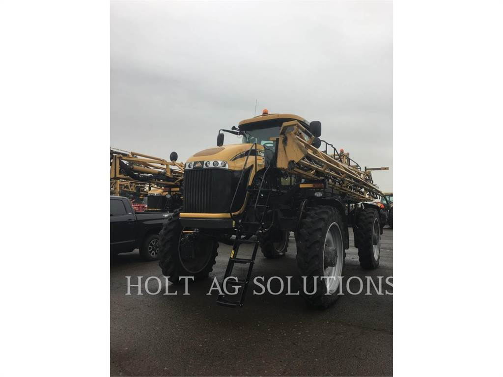 Challenger RG900, Self-propelled sprayers, Agriculture