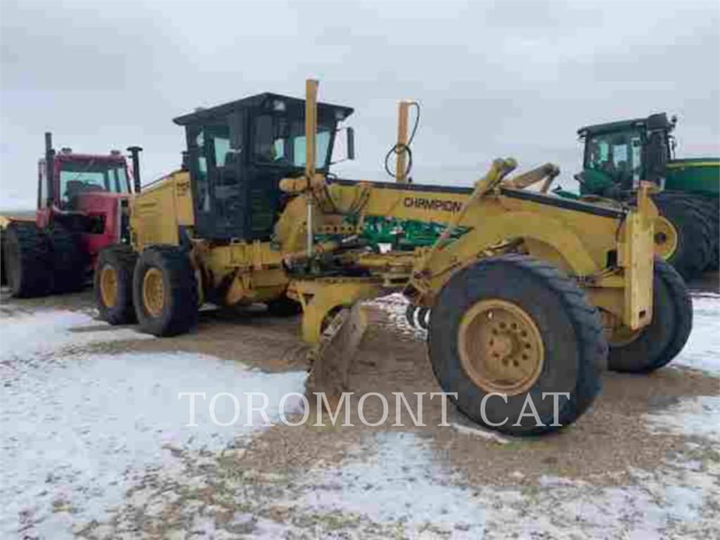 Champion 710A, motoniveladoras para minería, Construcción