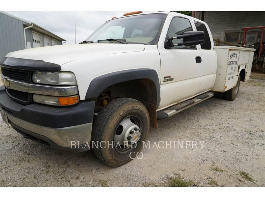 Chevrolet 3500, ciężarówki drogowe, Transport