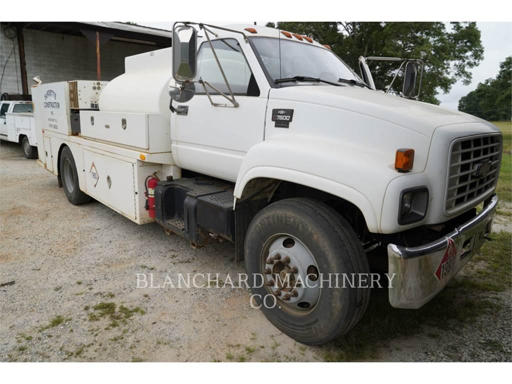 Chevrolet KODIAK C7500, on highway trucks, Transport
