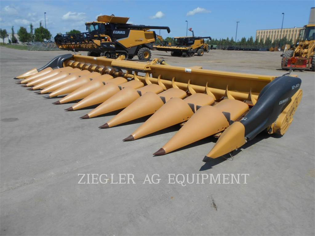 Claas 12-30C, Combine Harvester Accessories, Agriculture
