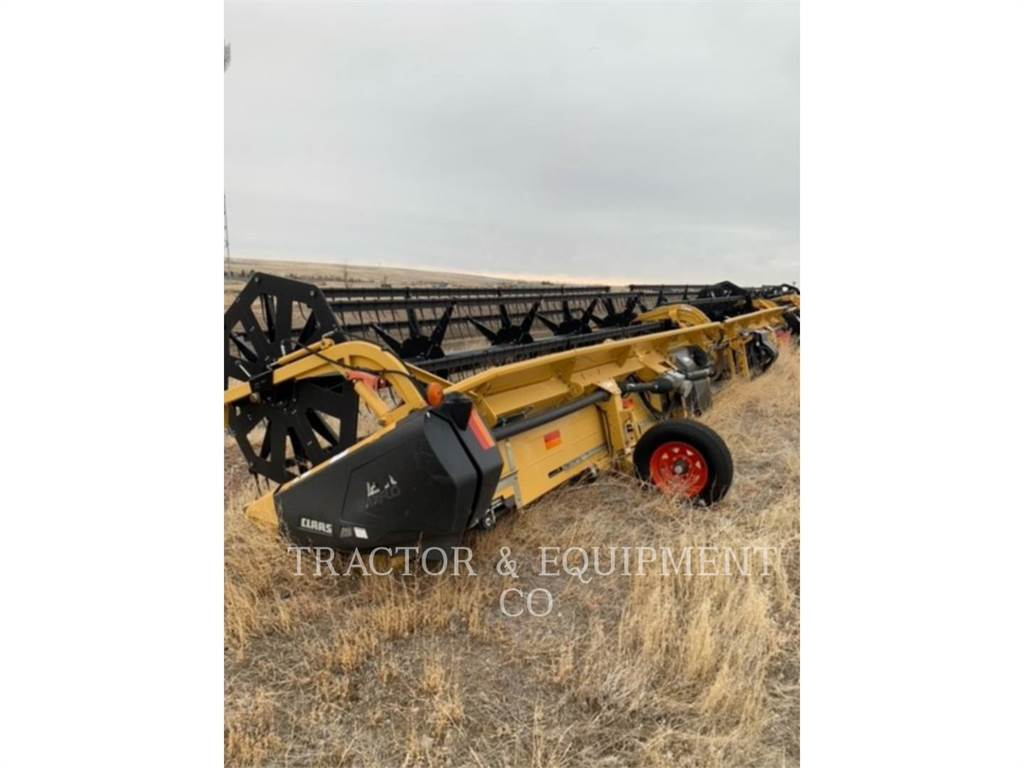 Claas 1200 MAX FLO, Harvester Headers, Agriculture