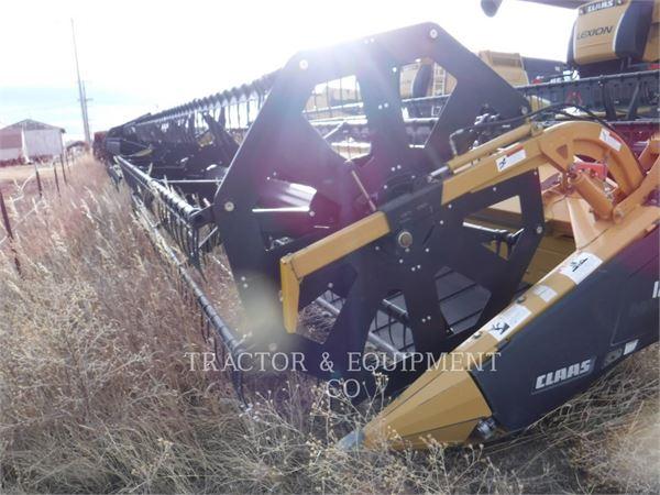 Claas 1200 MAX FLO, Testate per mietitrebbie, Agricoltura