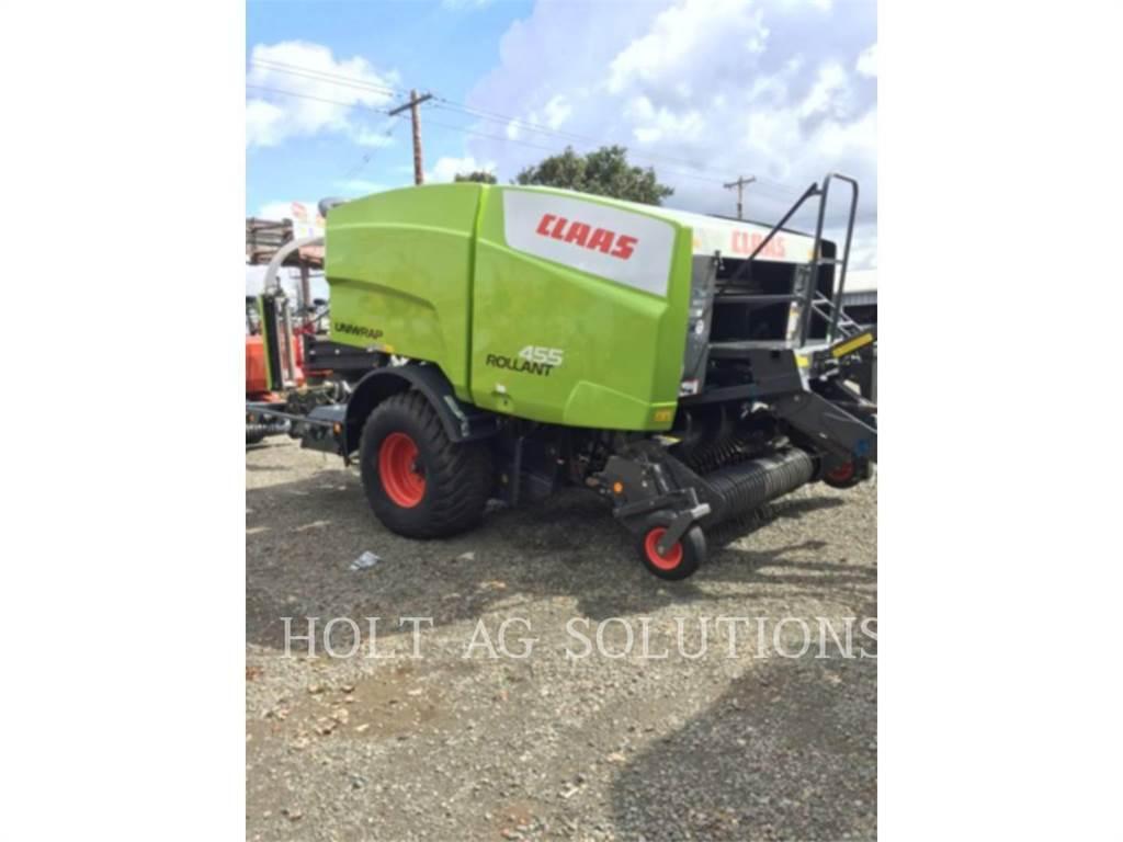 Claas 455 UNIWRP, hay equipment, Agriculture