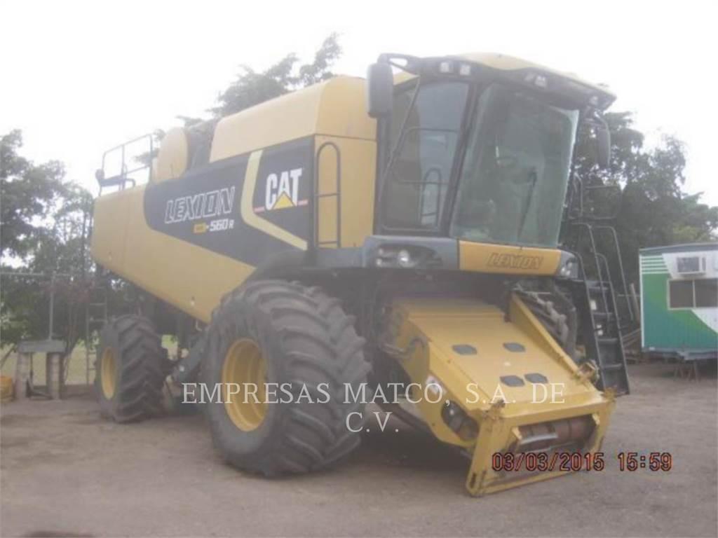 Claas 560R, combinés, Agricole