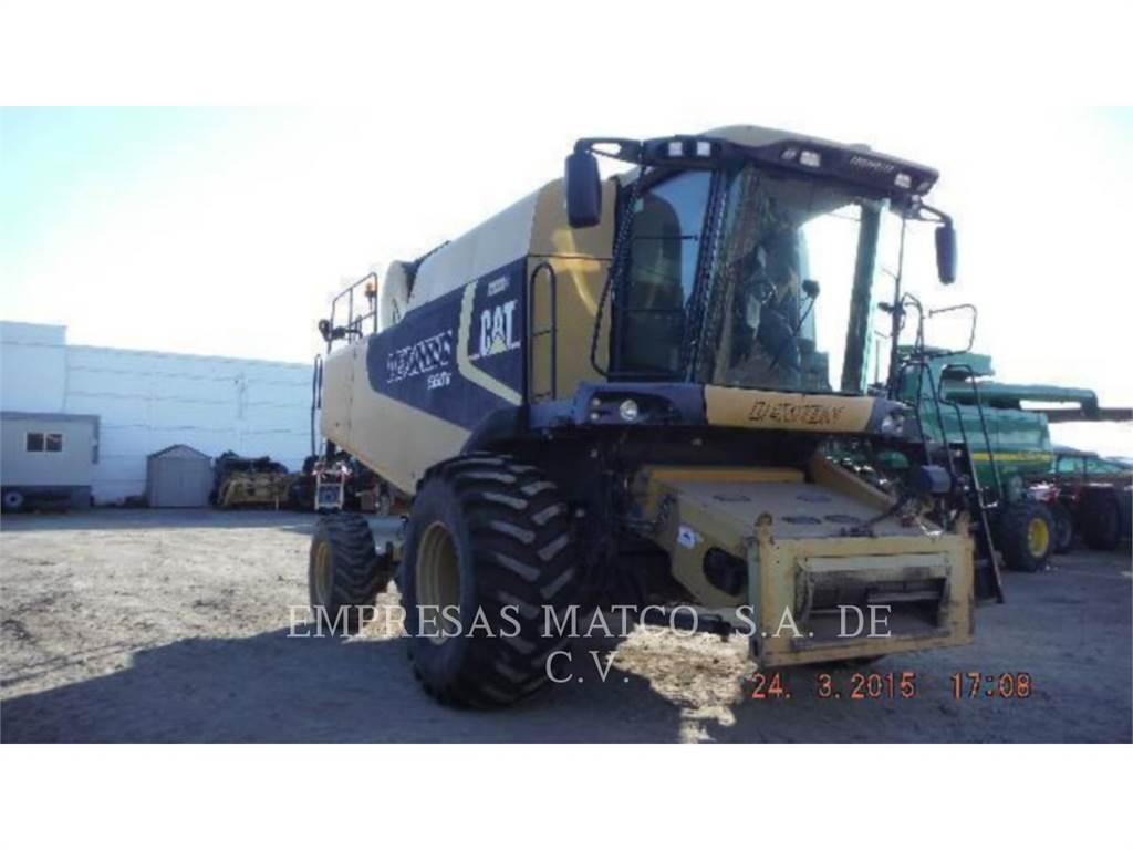 Claas 560R, combinados, Agricultura