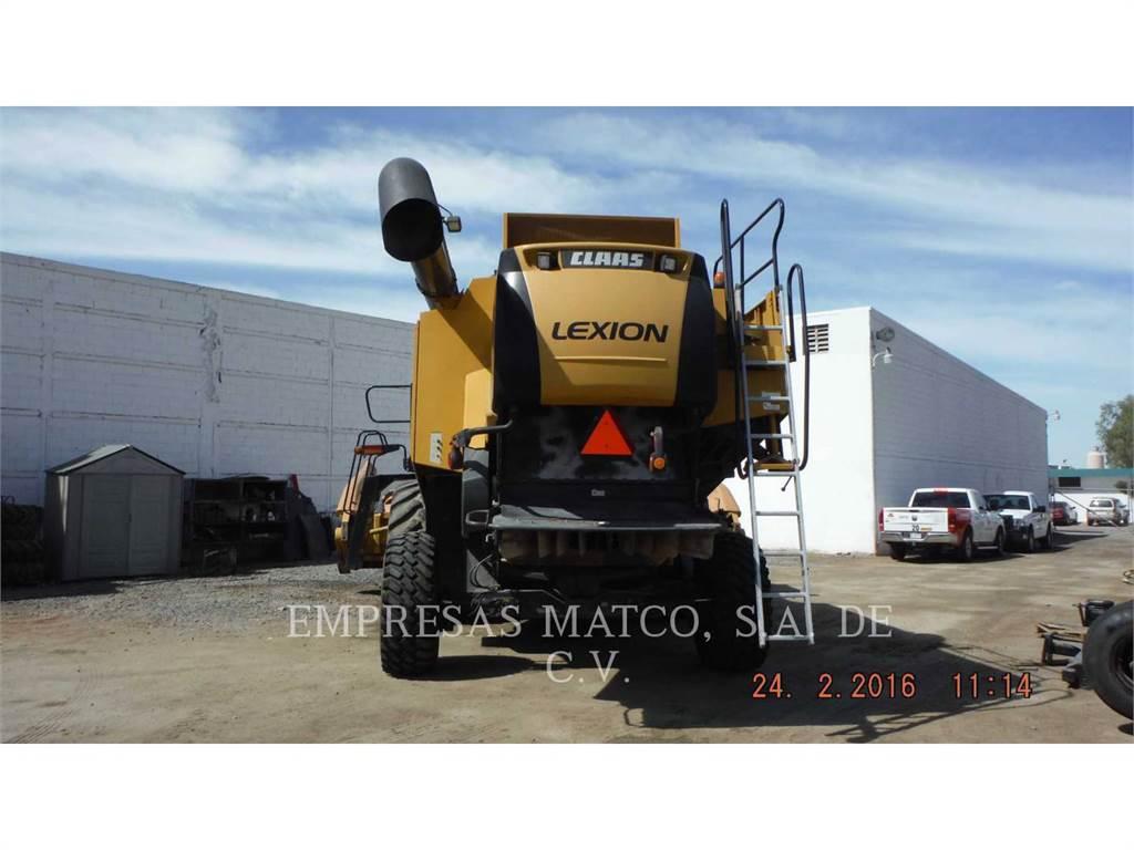 Claas 560R, mähdrescher, Landmaschinen