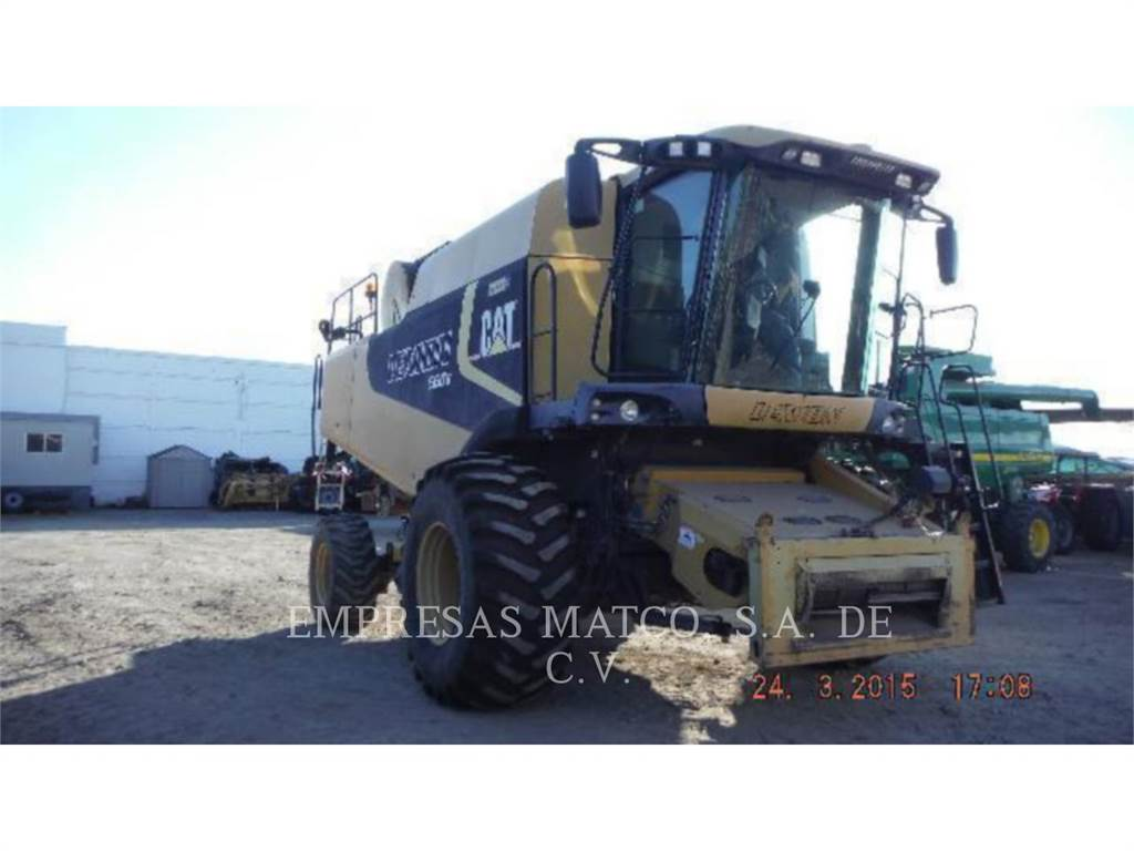 Claas 560R, combines, Agriculture