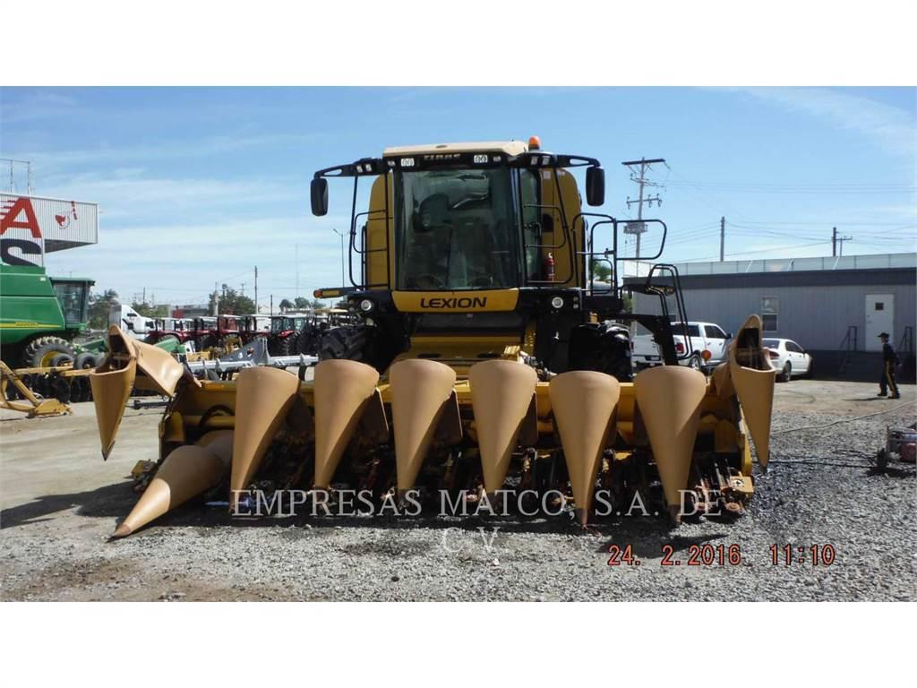 Claas 560R, combines, Landbouwmachines