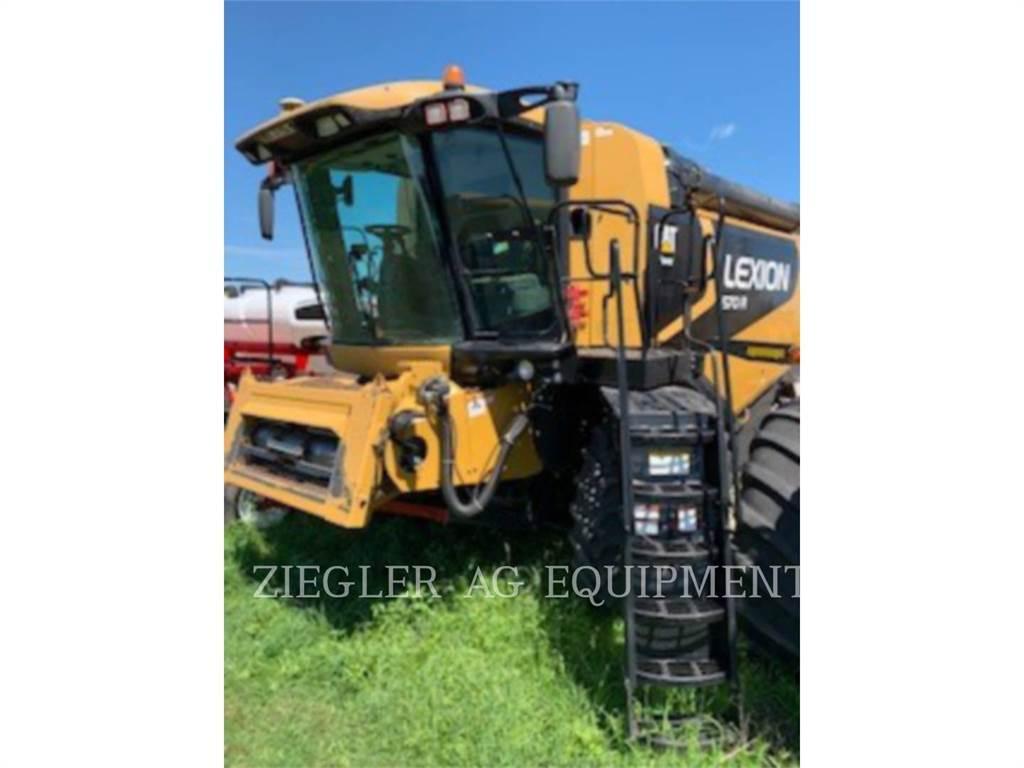 Claas 570R, combinados, Agricultura