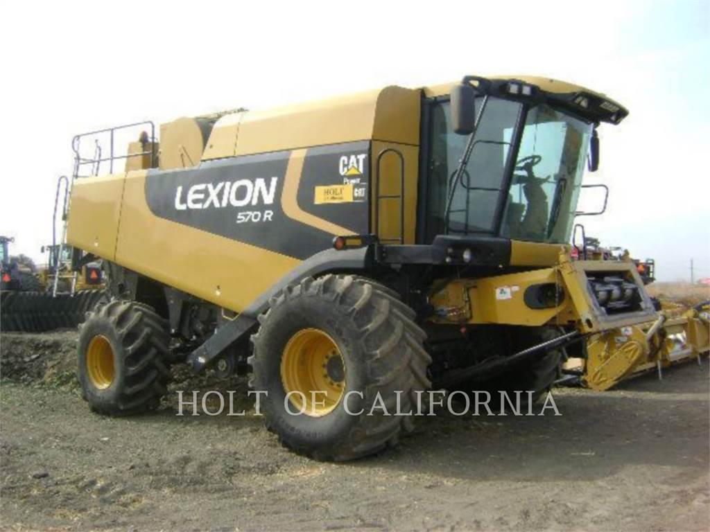 Claas 570R G11074, kombajny, Maszyny rolnicze