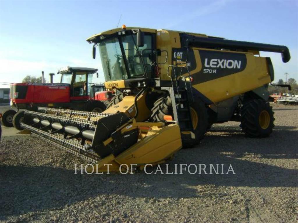 Claas 570R GT10585, combinados, Agricultura