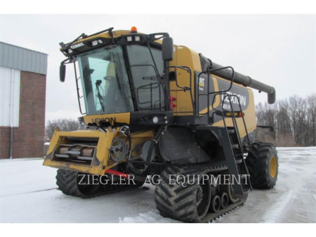 Claas 585R, combinados, Agricultura