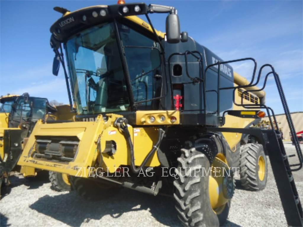 Claas 730P, combine, Agricultură