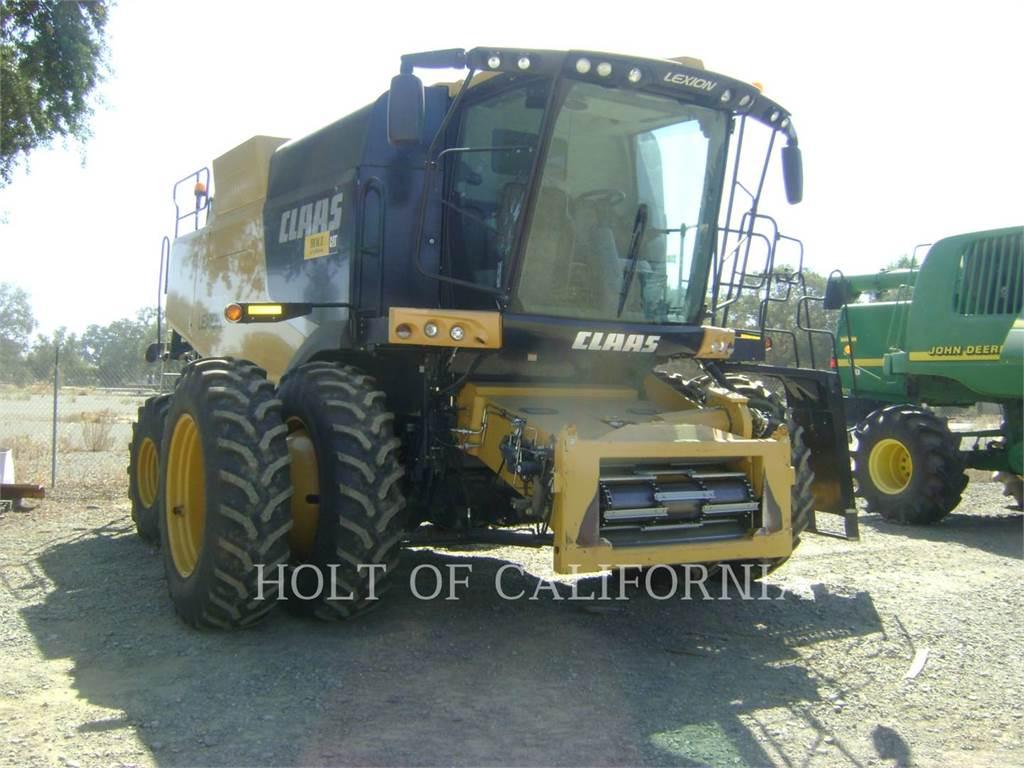 Claas 740 GR11497, kombajny, Maszyny rolnicze
