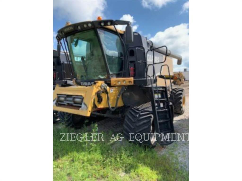 Claas 740TT, mähdrescher, Landmaschinen