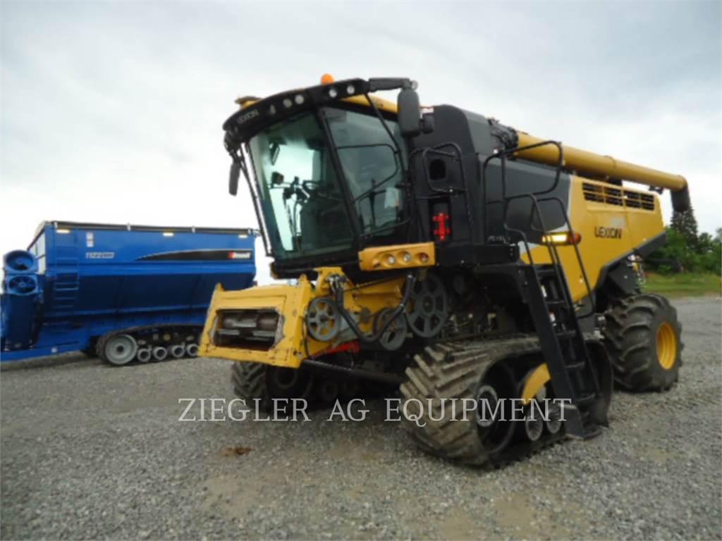 Claas 740TT, combinados, Agricultura