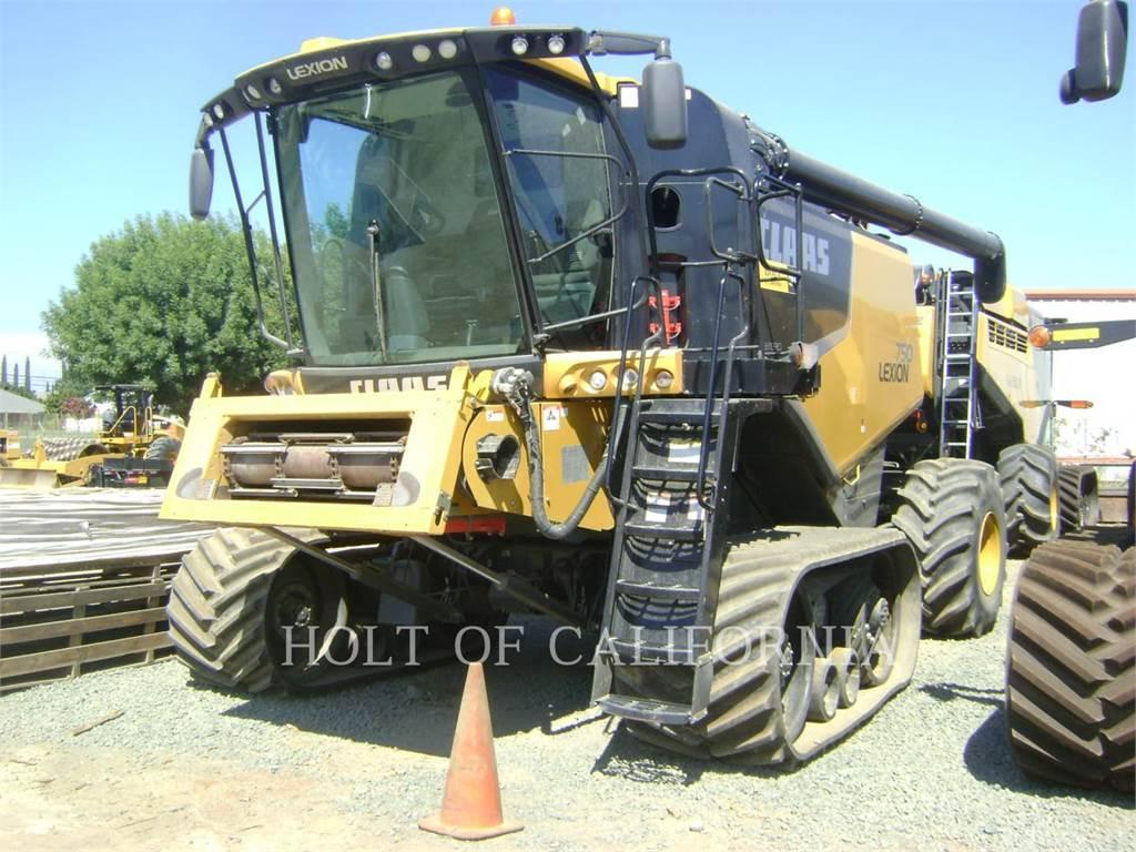 Claas 750TT GT10759, mähdrescher, Landmaschinen