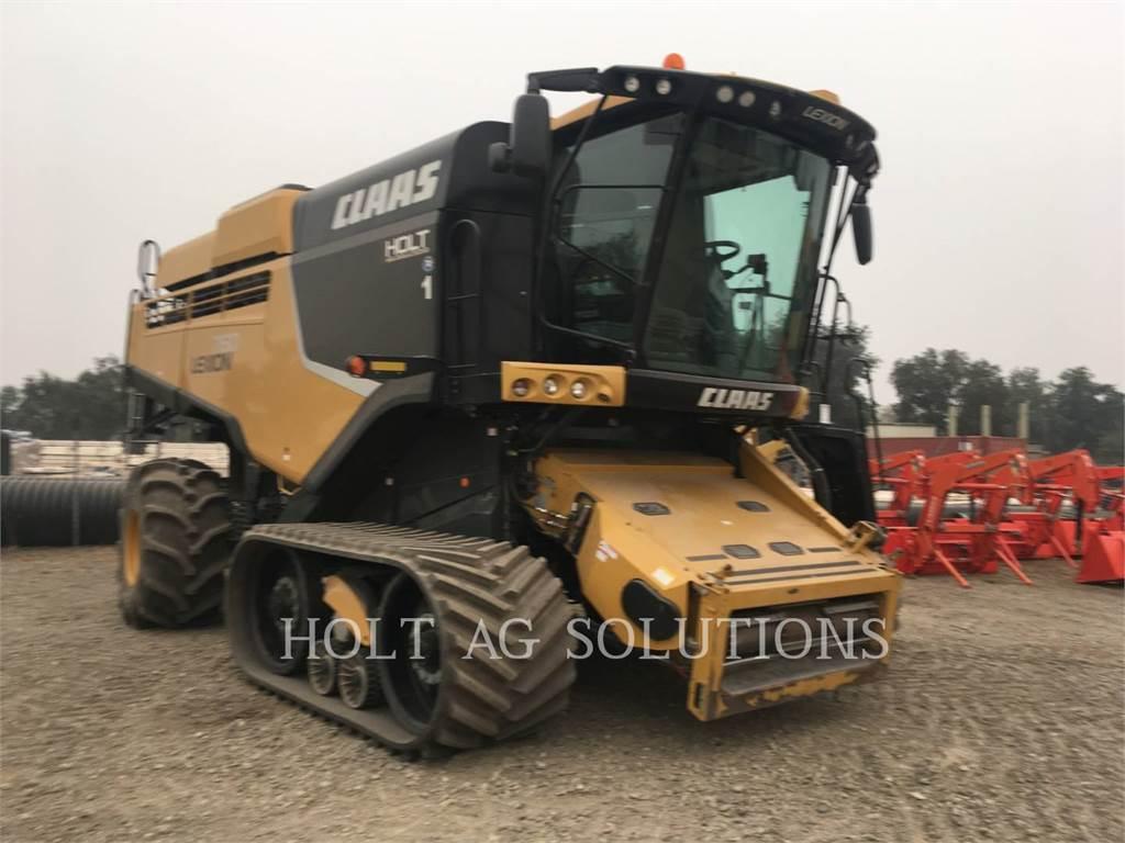 Claas 760TT, combine, Agricultură