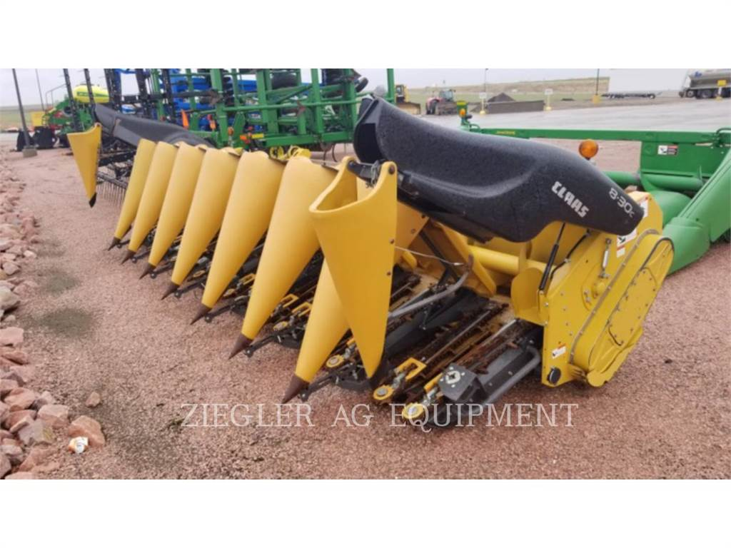 Claas 8-30C, Accesorii combine agricole, Agricultură