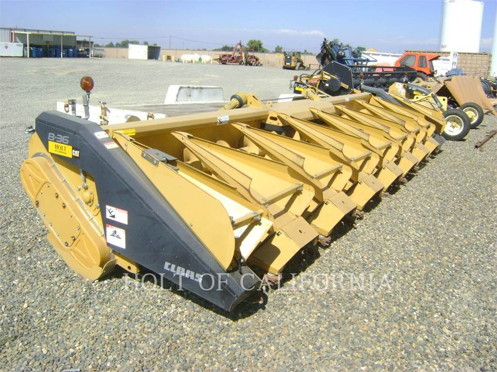 Claas 8-36 GA12069, Combine Harvester Accessories, Agriculture