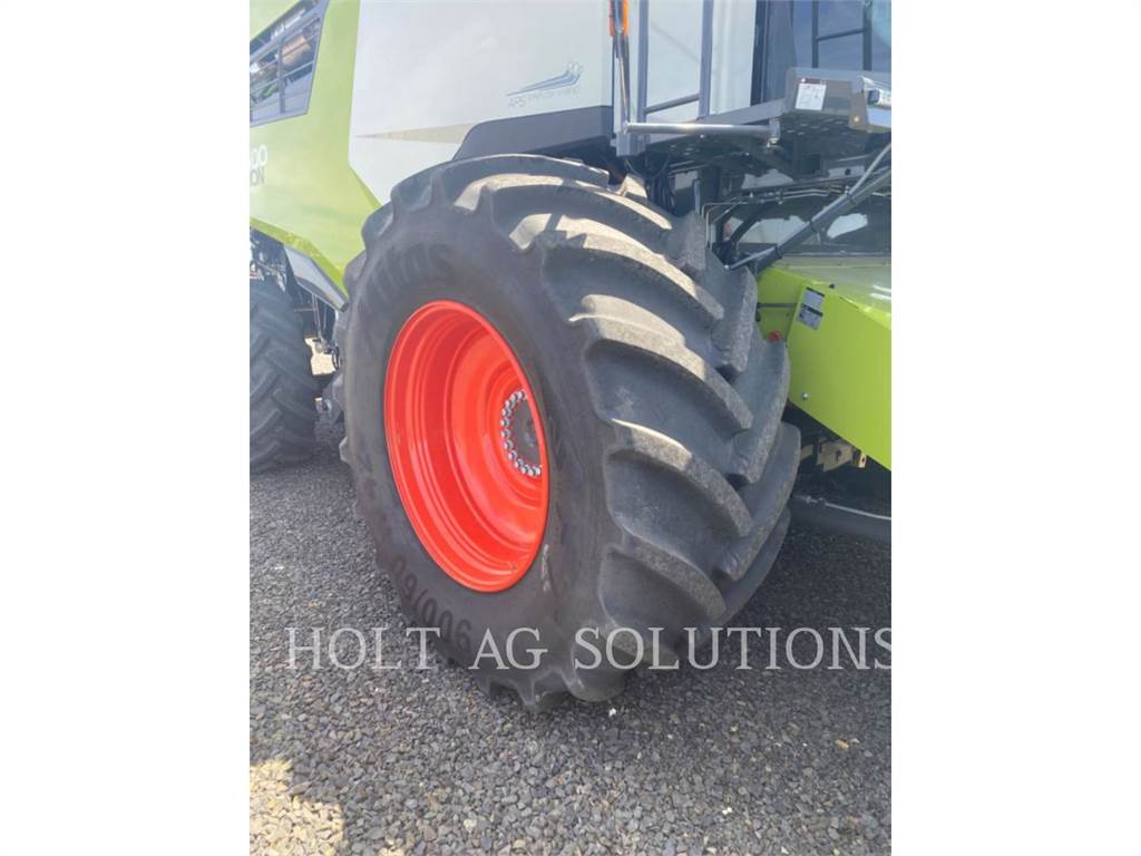 Claas 8600, combines, Agriculture