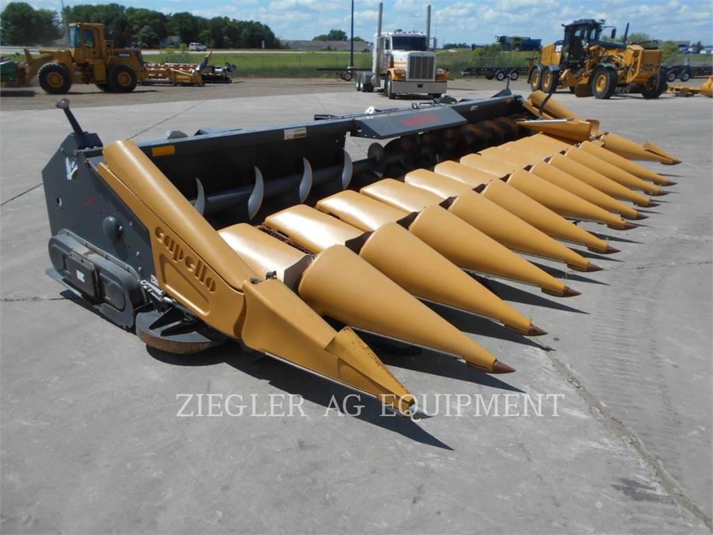 Claas CAP12-22C, Combine Harvester Accessories, Agriculture