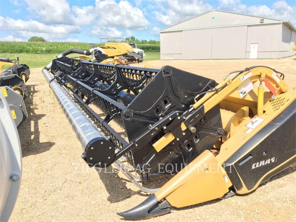 Claas F1050, Accesorii combine agricole, Agricultură